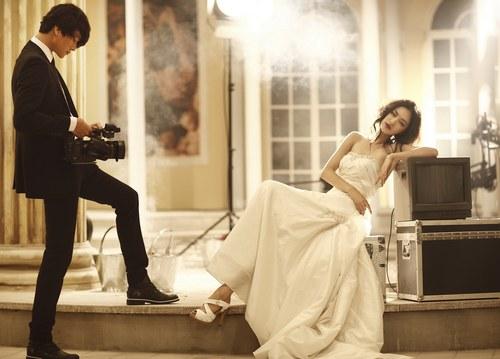 新人冬季拍婚纱照的注意事项