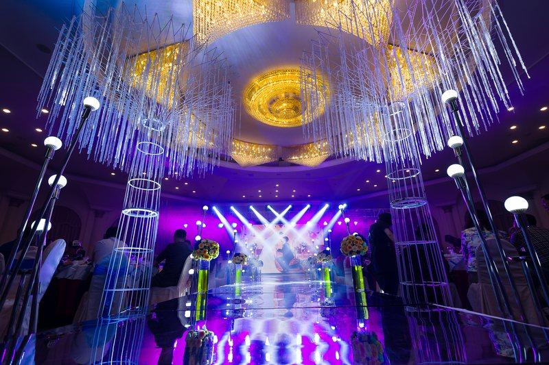 蓝界北海宾馆精彩婚礼案例