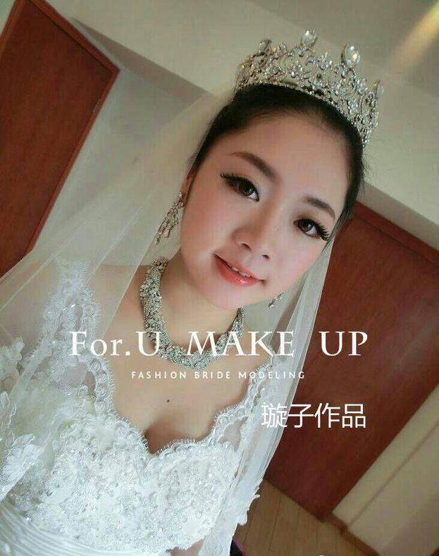 元旦触底促销:总监级新娘跟妆+全套婚纱仅2280