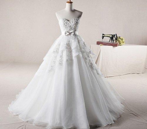 新娘如何正确选购婚纱 选购婚纱的途径