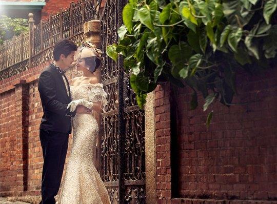 如何拍好婚纱照 拍婚纱照的要领
