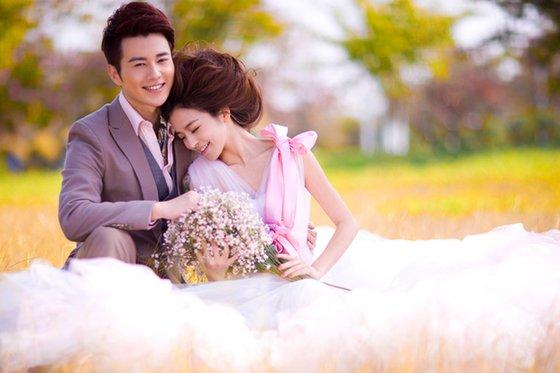 婚纱照如何化出最自然的新娘妆