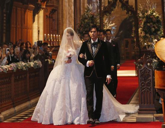 教堂婚礼的准备工作及注意事项