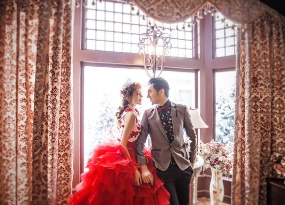 如何挑选最满意的青岛婚纱摄影店