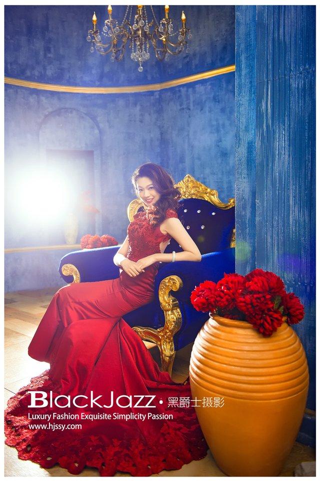 黑爵士婚纱摄影五一特惠套系4380元