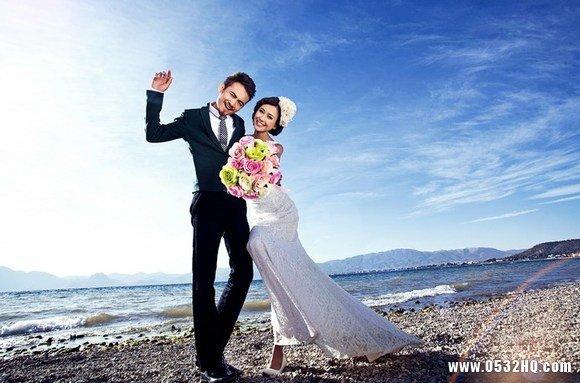 青岛拍外景婚纱照的准备事项