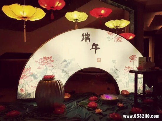 端午节粽子飘香 办场粽子主题婚礼