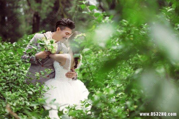 去森林拍婚纱照有哪些注意事项