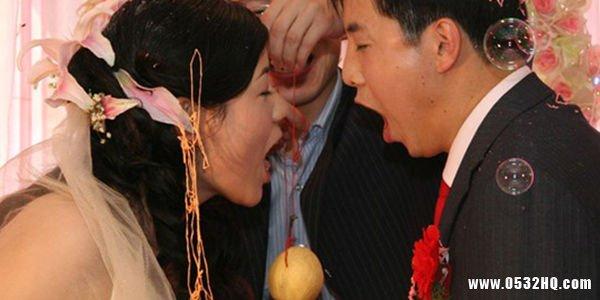 几个婚礼创意游戏搞活婚礼气氛