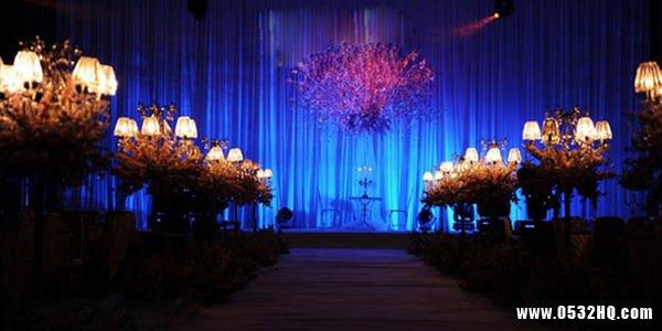 给你一场唯美浪漫的烛光婚礼