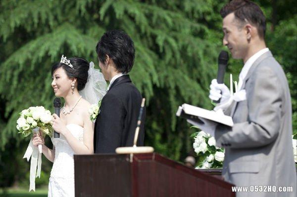 如何挑选婚礼司仪的四大标准