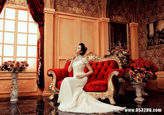 如何拍好室内婚纱照注意事项