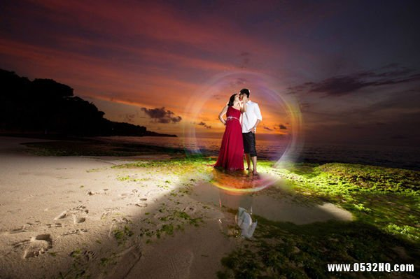 浪漫温馨的蜜月婚礼策划攻略