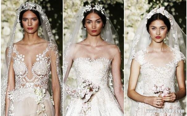婚纱领型与珠宝首饰的搭配技巧