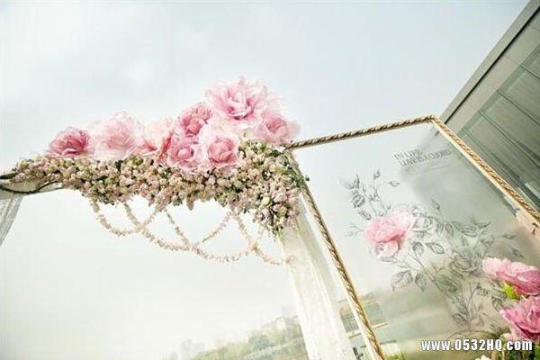 室外婚礼策划方案 让爱情回归大自然