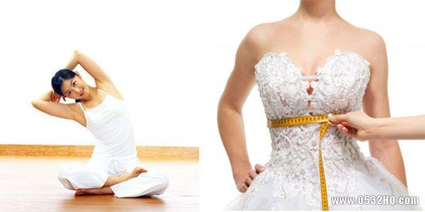 秋冬季新娘婚前如何有效瘦身