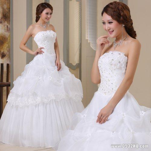 告诉你婚礼前选购婚纱的经验