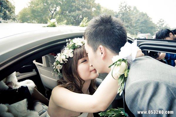 婚礼当天跟拍技巧 拍出幸福感人照片