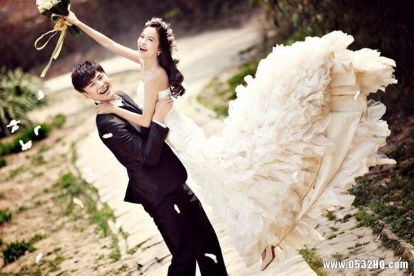 外景婚纱照注意事项 安全问题要重视