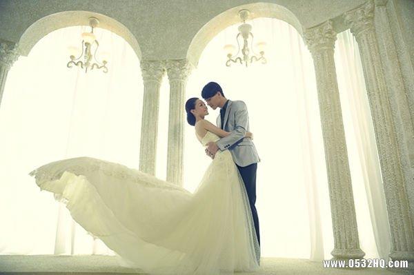 韩式婚纱照拍摄需要哪些道具