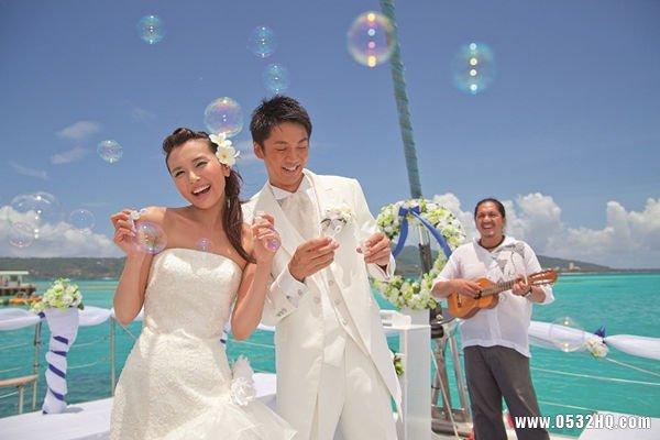 海外婚礼注意事项 告别传统婚礼形式