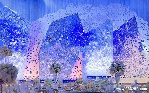 完美梦幻的婚宴现场布置原则