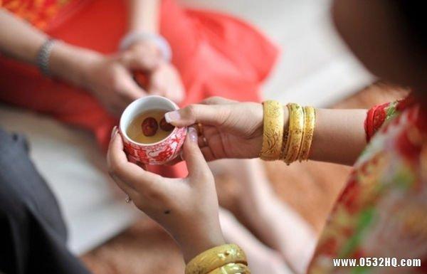 婚礼敬茶流程和讲究 新人必知!