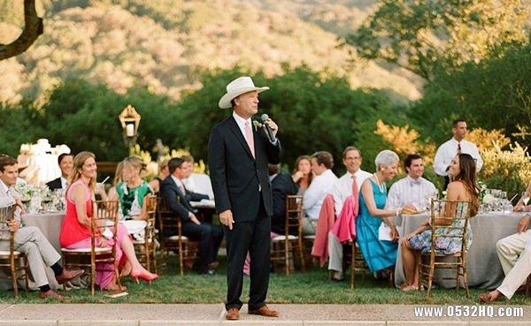 婚礼上宾客们千万别做的5件事