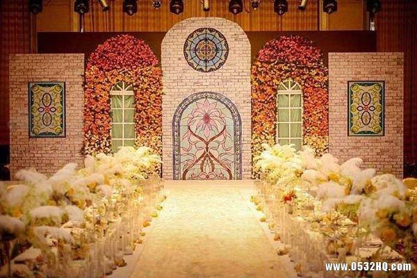 婚礼现场创意环节 记录下甜美时刻