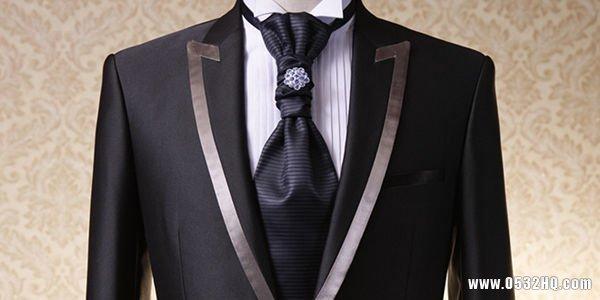 婚礼新郎着装攻略 做个时尚摩登新郎