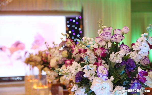 婚礼鲜花布置 婚礼中不可或缺的素材