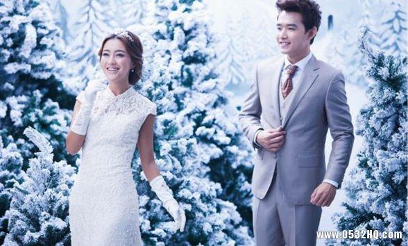 选择在冬季举办婚礼的6个理由