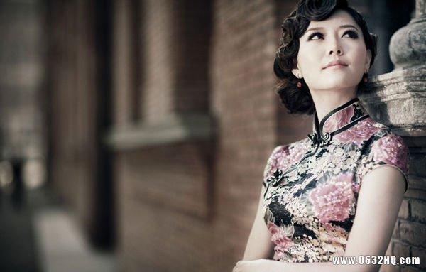 古典旗袍婚纱照姿势 拍出完美婚纱照