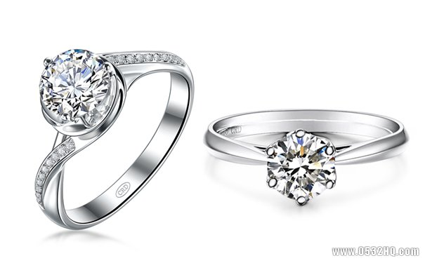 钻石戒指买多大合适?不同派系不同选择!