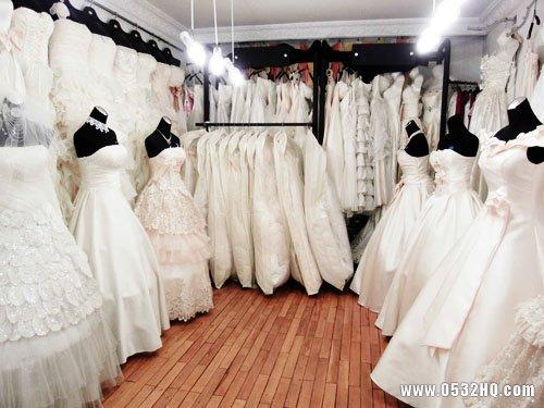准新娘婚纱租赁的注意事项