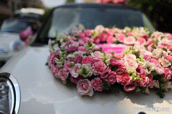 婚车如何装饰 用漂亮婚车迎娶新娘