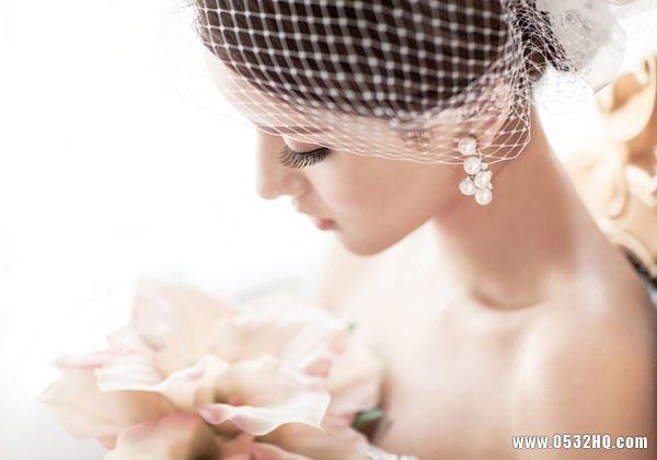 新娘首饰搭配 让你的造型锦上添花