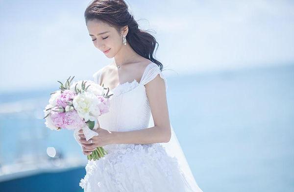 新娘婚纱照挑选耳饰把握三原则