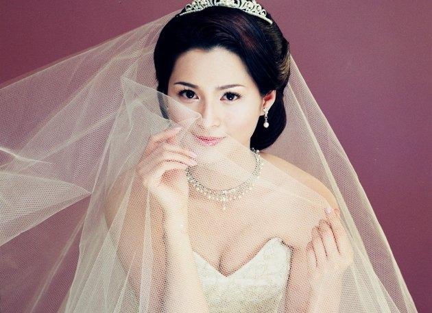 做耀眼主角 打造婚礼上最完美的新娘