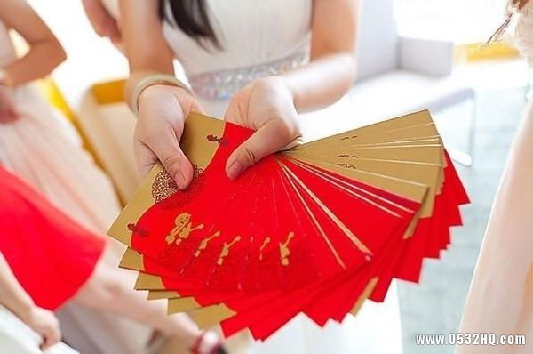 结婚礼金什么时候给 一般给多少?
