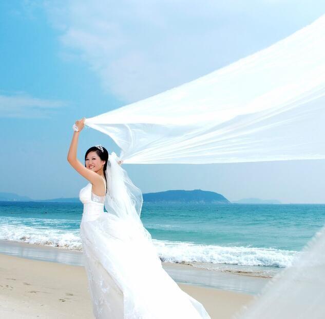 不同身材新娘如何挑选合适婚纱