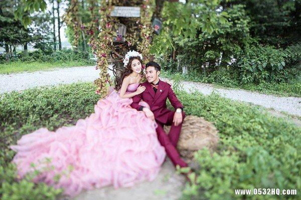 拍婚纱照的具体流程和注意事项