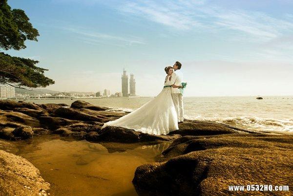 去青岛拍婚纱照怎么样