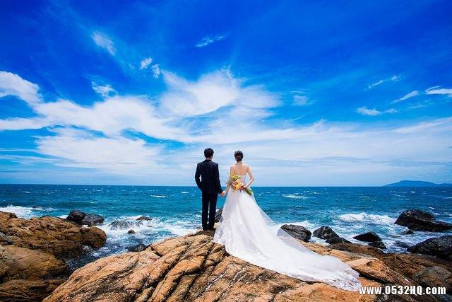什么时候拍海景婚纱照合适?