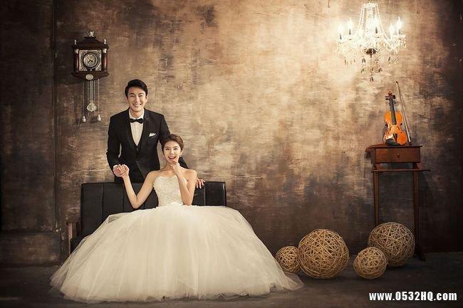 浪漫的婚纱照风格有哪些风格